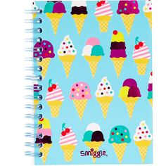 Flashback A6 Notebook (8,30 BRL) ❤ liked on Polyvore featuring home, home decor and stationery