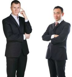 Special agents Tim Wright and Jack Wong are from the FBI. They would like to get to know Trog better.