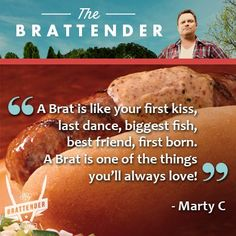 What does a brat mean to you?