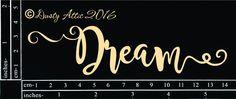 The Dusty Attic - DA1602 Dream