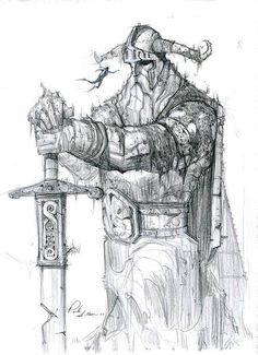 Paul Sullivan http://www.characterdesignpage.com/1/post/2013/10/paul-sullivan.html