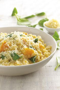 Pumpkin Risotto  #recipe #PerfectItaliano