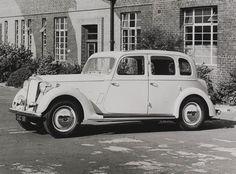 Rover 75 P3 - 1948