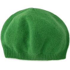 PETER JENSEN Beret Accessories (66 AUD) ❤ liked on Polyvore featuring accessories, hats, beanies, salad, beanie beret hat, beret beanie, beanie hats, green beret and green beanie