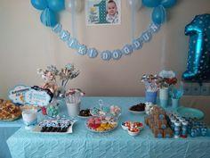 Birthdayparty 1 yaş