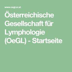 Österreichische Gesellschaft für Lymphologie (OeGL) - Startseite Landing Pages, Knowledge