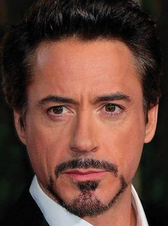 Your face should be illegal. #RDJ #RobertDowneyJr