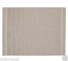 Pottery Barn Colton Diamond Rug Indoor Outdoor New  8 x 10 easy care