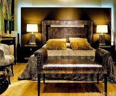 Дизайн спальни в стиле арт-деко своими руками - это красиво, стильно, современно
