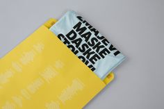 """Brand Collateral for Njuskalo by Bunch""""Brand collateral for the Croatian online marketplace Njuskalo. Backed up by the company's signature yellow colour, the campaign uses typographic approach to list random rhymes of unusual and wonderful things on offer.""""Bunch is a design studio offering a diverse range of work including identity, literature, art direction, digital and motion. Established in 2005 with an international reach, from London to Zagreb, Bunch delivers intelligent and innovative…"""