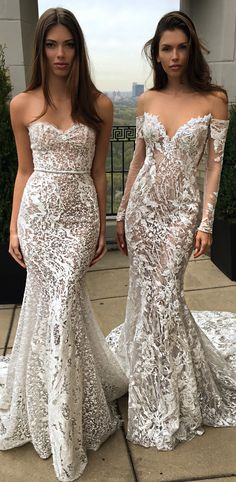 Wedding Dresses by Berta Bridal | @bertabridal