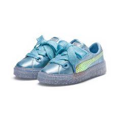 d8b24b25b8d8 Image 1 of PUMA x SOPHIA WEBSTER Platform Glitter Princess SOPHIA WEBSTER  Women s Sneakers