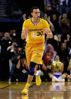 Steph Curry... step it up!!