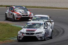 TCR International Series. Spain