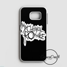 My Chemical Romance And The Black Parade Drawn Samsung Galaxy S7 Edge Case | casescraft
