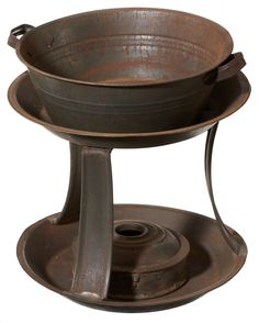 Civil War Personal Camp Stove with Great Period ID to O. A. Hildreth, Co. K, 127th New York Vol. Infantry.