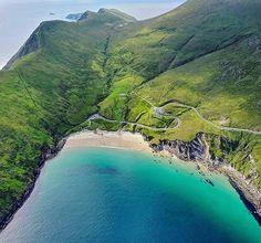 Motorhome Travels, Ireland Beach, Staycation, Beautiful World, Irish, Road Trip, Around The Worlds, Places, Water