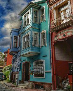Fener - Balat sokakları