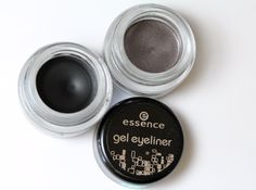 Essence Gel Eyeliner is better then any high end eyeliner I've tried! Read my review here: http://makeuptips-blog.com/post/23833572391/essence-gel-eyeliner