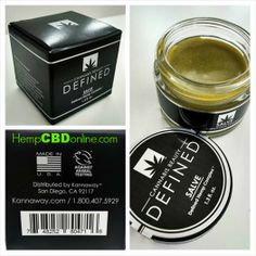 "Kannaway is a Hemp Lifestyle Company With a Focus on a Nutritional Wellness Whose Products Contain CBD Rich Hemp Oil - ""Cannabis BeautyDefined"" Salve - Defined Hemp Complex by Kannaway. Made in USA. Shipping to all 50 States. www.HempCBDonline.com"