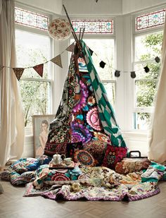 Micro Trend: Teepees