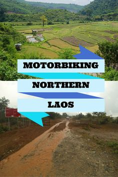Want to go motorbiking in Laos? Then make sure you visit the north of the country! The best scenery is in Northern Laos and we spent a few weeks exploring on our two motorbikes.