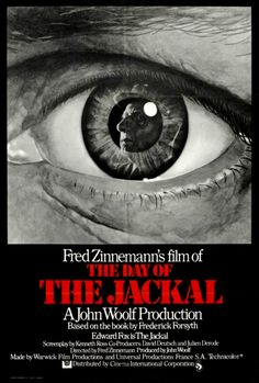 Directed by Fred Zinnemann. With Edward Fox, Terence Alexander, Michel Auclair, Alan Badel. A professional assassin codenamed Jackal plots to kill Charles de Gaulle, the President of France. Streaming Movies, Hd Movies, Movies To Watch, Movies Online, Movie Tv, Movies Free, Iconic Movies, Action Movies, Lon Chaney Jr