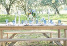 Vintage blue » Ever After Vintage Weddings and Vintage Rentals Tampa