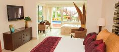 Presidential One Bedroom Casita.  Courtesy of Karisma Hotels and Resorts