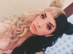 "[ fc ; melanie martinez ]""hey im melanie,im nineteen years old,i single and i sing."""