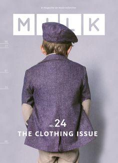 Milk Magazine - Graphis