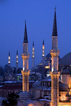 Mosques | Şehzade and Süleymaniye Mosques Don't use this ima… | Flickr