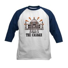 The Clash - Rock The Casbah Kids Baseball Jersey