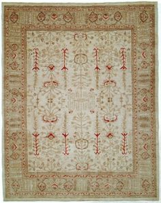 Old fashioned rug with Classic look
