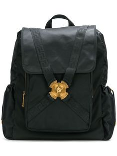 610b46b726  versace  bags  leather  backpacks  cotton