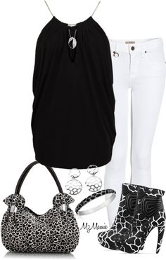 """""""Untitled #332"""" by mzmamie on Polyvore"""