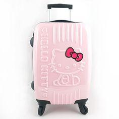 Hello Kitty Luggage