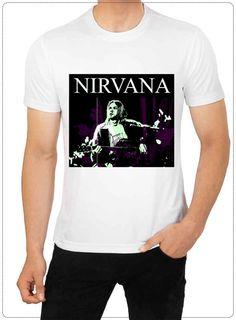 Nirvana by BANDSTARRSTORE on Etsy, $27.95