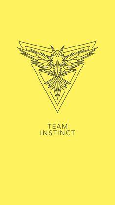 Pokemon Go Logos Line Art by Julian Jimenez Velasco