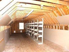 attic storage -- inspiration