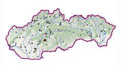 Mapa pozorovania taxónu