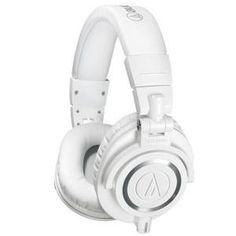 Over-Ear Headphones Audio Technica ATH-M50XWH
