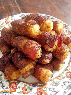 Recently I shared a recipe for Sweet Bacon Tator Tots over at Mom Spark . Head on over to check it out.