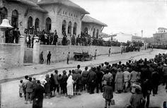 Ankara TBMM Önü (1920)