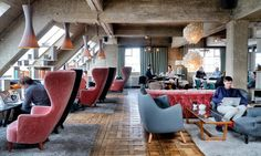 shoreditch house, london, ltv, lancia trendvisions