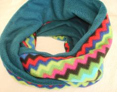 Cowl Infinity Scarf Woman's Cowl Chunky Scarf by MermaidsHatbox
