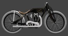 Handmade balance  bike, fun for kids or an excellent piece of decoration .  http://dunecraft-balance-bikes.com/