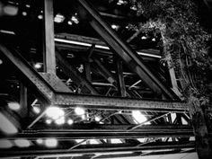 'Brücke' von Marion Waschk bei artflakes.com als Poster oder Kunstdruck $16.63