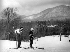 A women's ski vacation = great bonding time w/ your girlfriends! Tips on how to plan one. Vermont Skiing, Ski Vacation, Winter Olympics, Small Towns, Photo Galleries, Explore, How To Plan, Forests, Travel