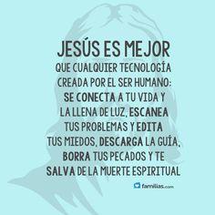 Jesús es mejor